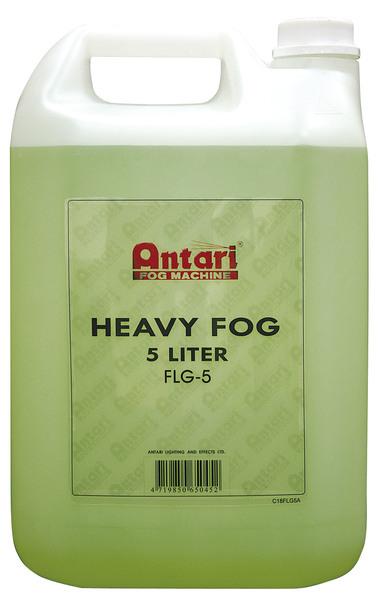 Antari Fog Fluid Heavy 5 Liter