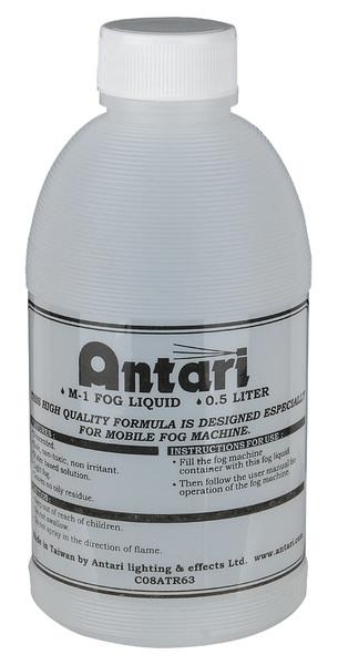 Antari M-1 Mobile fogger Fluid 0,5 Liter