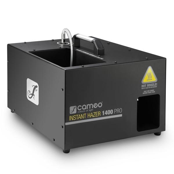 Cameo INSTANT HAZER 1400 PRO Hazer mit Mikroprozessor-Steuerung