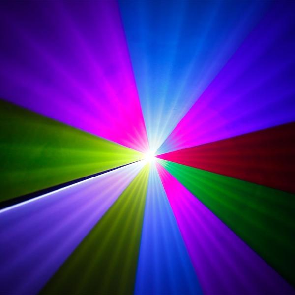 Cameo IODA 1000 RGB, Professioneller 1000mW RGB Show Laser
