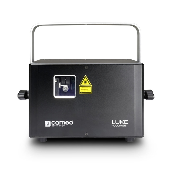 Cameo LUKE 1000 RGB, professioneller 1000mW RGB Show Laser