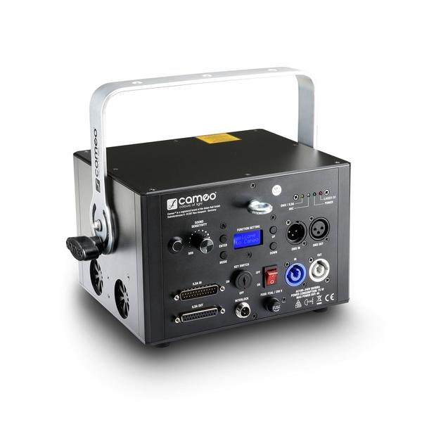 Cameo LUKE 700 RGB, professioneller 700mW RGB Show Laser