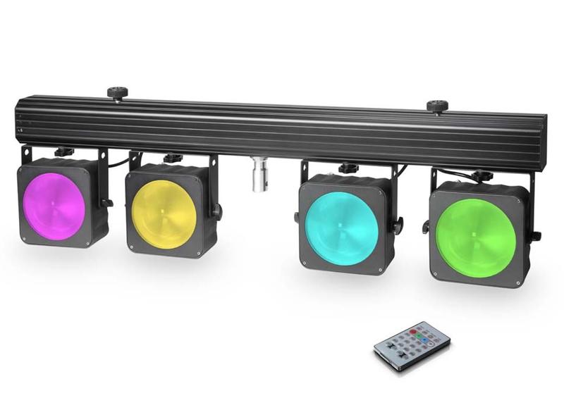 Cameo Multi PAR COB 1 LED Lichtanlage