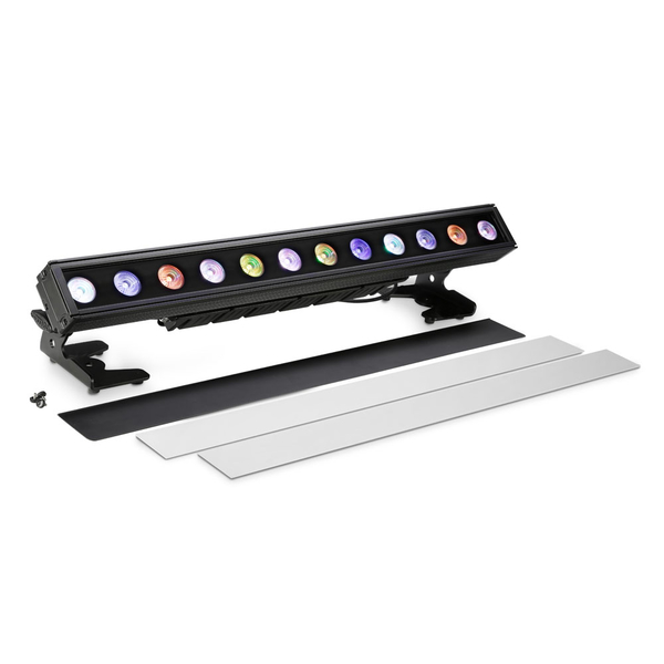 Cameo PIXBAR 600 PRO IP65 RDM-fähige 12x12 W RGBWA+UV Outdoor LED Bar