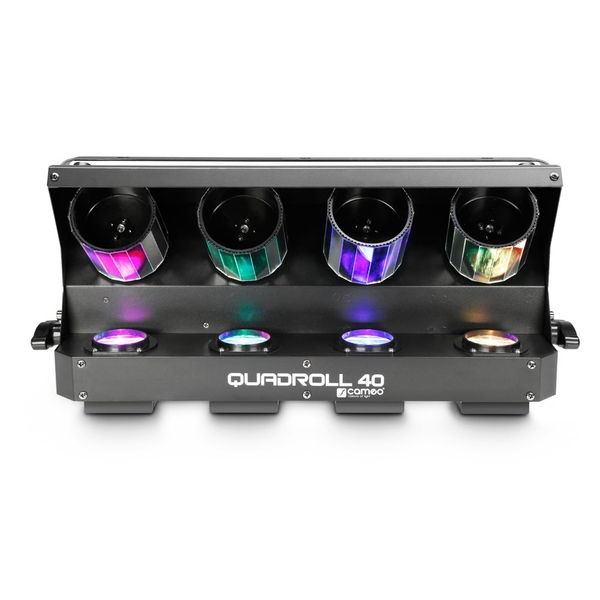 Cameo QuadRoll 40 LED Scanner