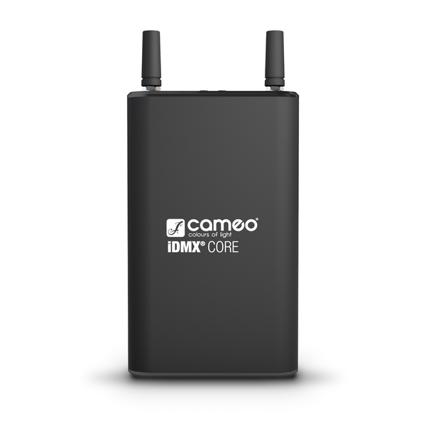Cameo iDMX CORE WiFi und W-DMX™ Converter