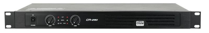 DAP-Audio CA-2150 2 Kanal Compact Amp / Endstufe