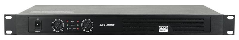 DAP-Audio CA-2300 2 Kanal Compact Amp / Endstufe