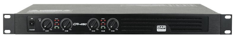 DAP-Audio CA-4150 4 Channel Compact Amp