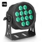 Cameo FLAT PRO 12 IP65 12x 10W FLAT LED RGBWA Outdoor PAR