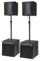 DAP-Audio DLM Speakerset