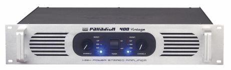 DAP-Audio P-400 silber