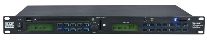 DAP-Audio TCD-100BT