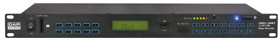 DAP-Audio UBR-180BT