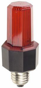 Showtec Easy Flash E27 Slimline Rot