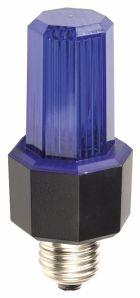 Showtec Easy Flash E27 Slimline Blau