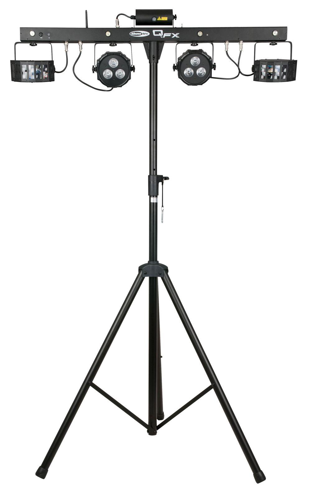 showtec qfx multi fx compact light set. Black Bedroom Furniture Sets. Home Design Ideas