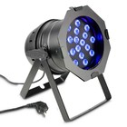 Cameo PAR 64 CAN TRI 3W BS 18x 3W TRI Colour LED RGB