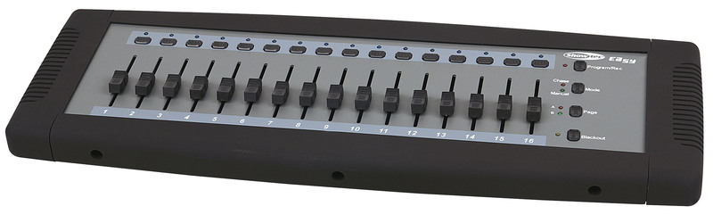 Showtec Easy 16 - 16 Channel DMX controller