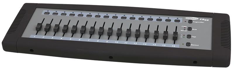 Showtec Easy 16 - 16 Channel DMX controller