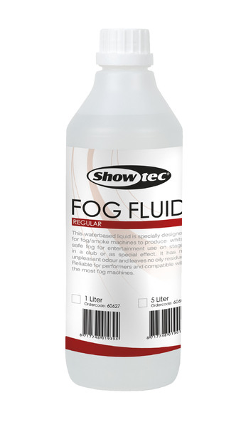 Showtec Fog Fluid Regular 1 Liter
