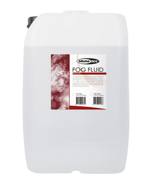 Showtec Fog Fluid Regular 25 Liter