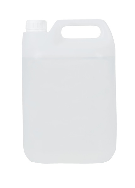 Showtec Fog Fluid Regular 5 liters, no label
