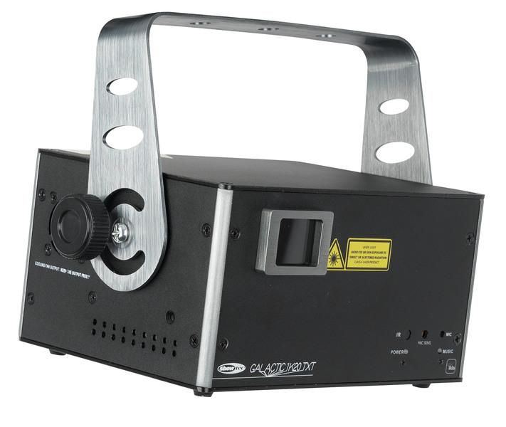 Showtec Galactic 1K20 TXT RGB-1000 mW