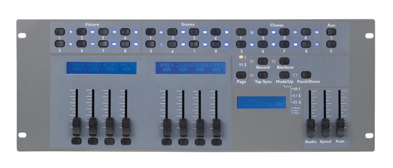 Showtec LED Commander Pro LED par controller with channel displays