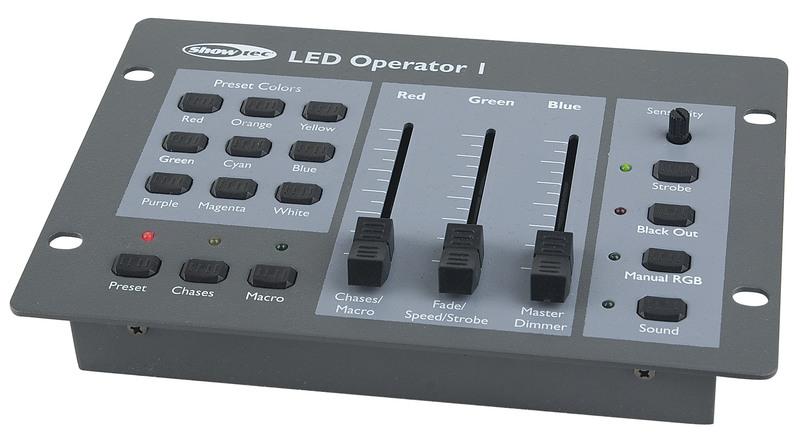 Showtec LED Operator 1