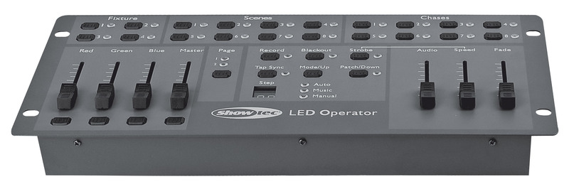 Showtec LED Operator