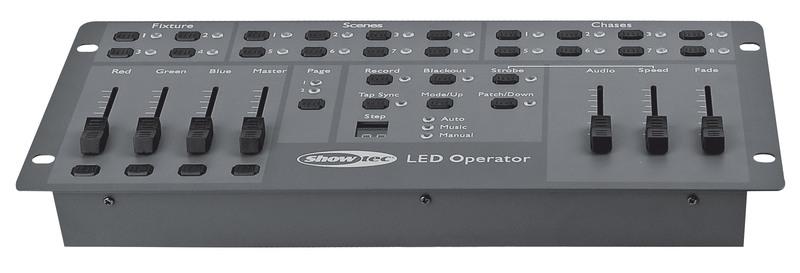 Showtec LED Operator