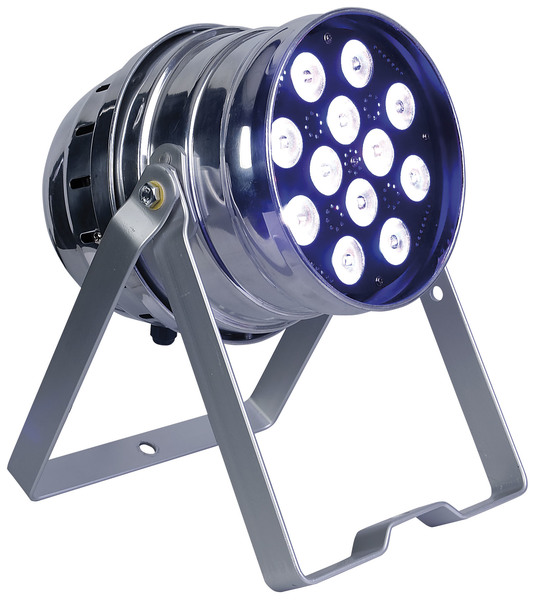 Showtec LED Par 64 Q4-12 Polished