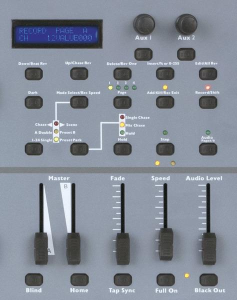 Showtec SC-2412 48 Channel Lighting Desk