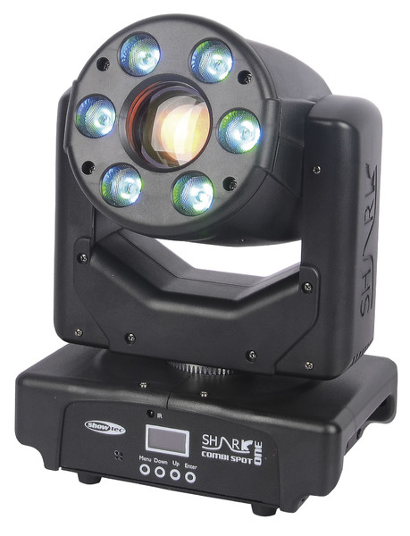 Showtec Shark Combi Spot One 30W + 6xRGB