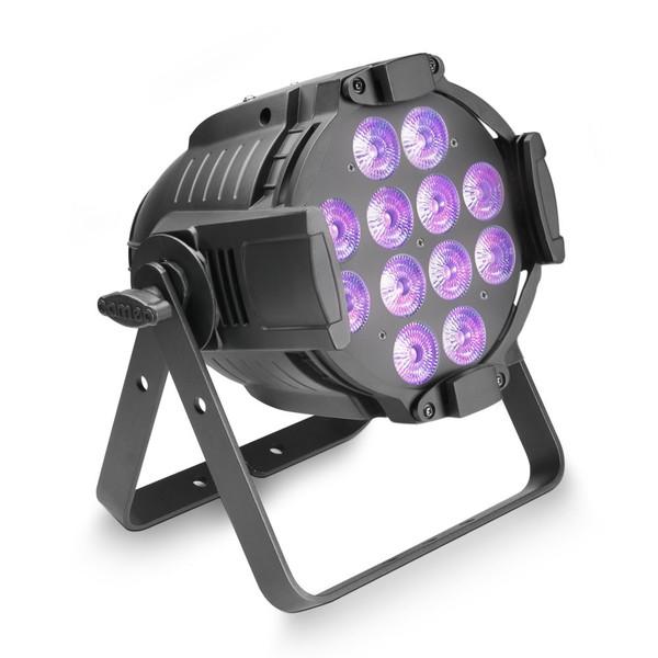 Cameo Studio PAR 64 CAN RGBWA+UV 12x 12W LED RGBWA+UV